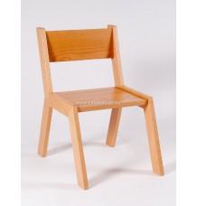 židle buk rovná
